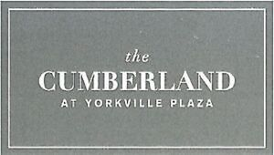 ★★Cumberland at Yorkville Plaza - Number 1 Location