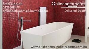 Reduced *** New Rectangular Freestanding Bath only $790 Chermside Brisbane North East Preview