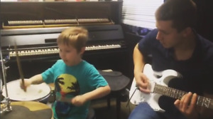 Music Lessons 50% off First Month with Ad