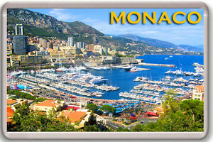MONACO-FRIDGE-MAGNET-SOUVENIR-NEW-IMAN-NEVERA