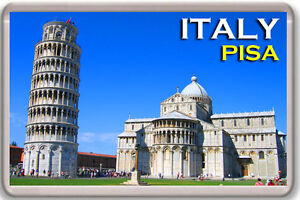 ITALY-PISA-FRIDGE-MAGNET-SOUVENIR-NEW-IMAN-NEVERA