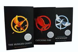 NEW-The-Hunger-Games-Trilogy-Set-Classic-by-Suzanne-Collins-Paperback-2012