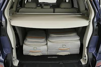 Rear  Cargo  Cover