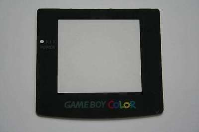 100 Lot Plastic Replacement Screens Lens For Gameboy Colo...