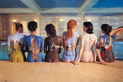 PINK FLOYD Back Catalog Catalogue Poster 36