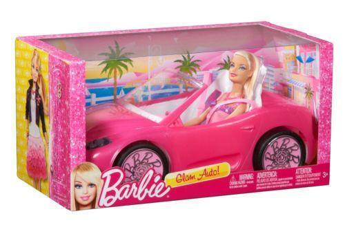 barbie doll cars ebay. Black Bedroom Furniture Sets. Home Design Ideas