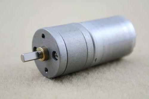 High torque 12v dc geared motor ebay for Hi torque electric motor