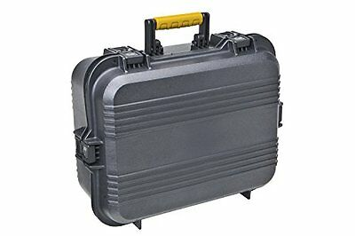 NEW Plano 108031 AW XL Pistol Accessories Case Black FREE (Plano 108031 Aw Xl Pistol Accessories Case Black)