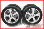 Yukon Denali Tires