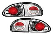 2002 Chevy Cavalier Tail Lights