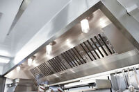 Hood cleaning-kitchen-restaurant ***Certified company***