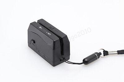 Wireless Portable Magnetic Card Reader Mini300 Come With Mini 123 Ex