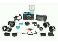 Diana F+ Camera Deluxe kit with Instant back