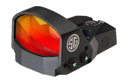 Sig Sauer Optics Romeo1 3 Moa 1X30mm Reflex Red Dot Sight  Sor11000  Used