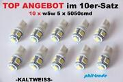 T10 LED Xenon Weiß