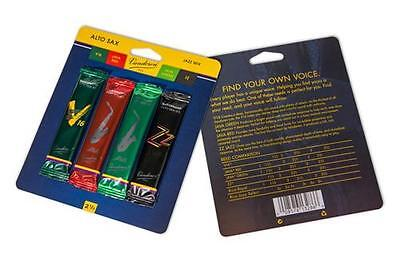 Vandoren Alto Sax Reed Sample Pack SRMIXA25