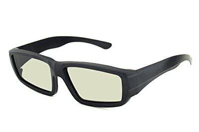 2x 3D Brille Brillen Aktiv Polfilterbrille Universal 3D Glasses für Samsung SONY
