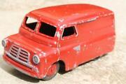 Dinky Bedford Van
