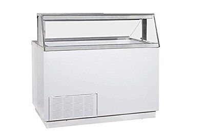 Global Refrigeration/Kelvinator Ice Cream Dipping Cabinet W/ Straight Front 12 C