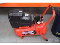 Sealey SA2420 Compressor 24l 2hp New Sealey