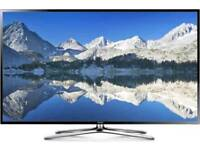 Samsung fully smart tv 46 inches 3D