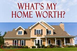 FREE Home Valuation: How Much Your Home is Worth???