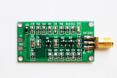1 - 500mhz Noise Signal Generator Noise Source Simple Tracking Source Spectrum