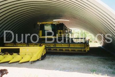 Durospan Steel 42x70x20 Metal Quonset Buildings Farm Equipment Storage Direct