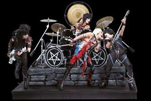 Motley Crue Shout At The Devil Stage