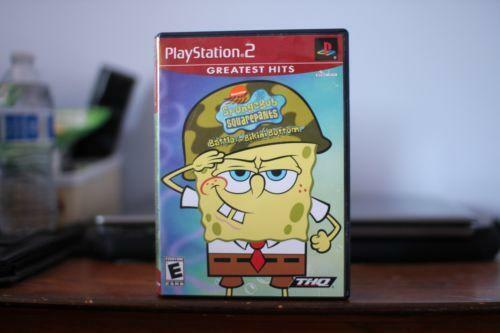 Apologise, Battle bikini bottom cheat ps2 spongebob squarepants share your