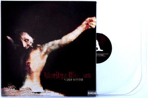 Marilyn Manson Vinyl Ebay