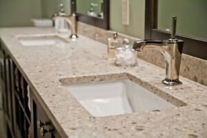 COUNTERTOPS FABRICATION TORONTO ✔ Quartz ✔ Granite ✔ Marble