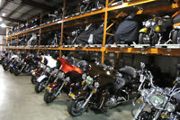 Motorcycle Indoor Storage - Montreal & Laval