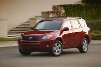 Seeking a 2006 to 2009 Toyota Rav4