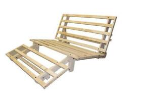 queen futon frame