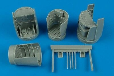 Aires 1/48 Heinkel He 219A-7 main wheel bays for Tamiya kit 4426
