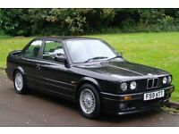 BMW E30 325i Wanted