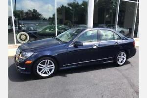 2009 Mercedes-Benz C-Class Sedan 4Matic - Sports package