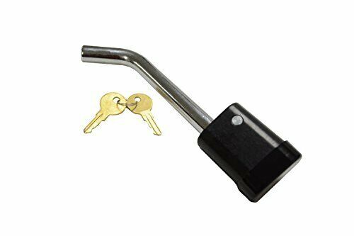 "5/8"" Tow Hitch Lock Locking Hitch Pin with 2 Keys"