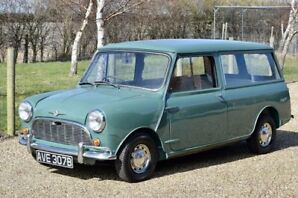 1968 Morris 1000 Estate MK II **SALE PENDING***
