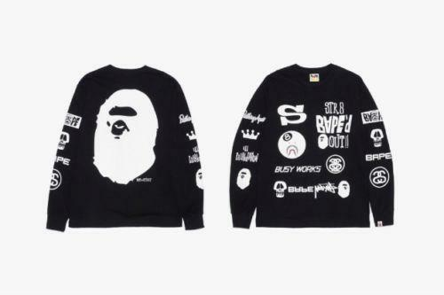 c67a538d Stussy x Bape: Men's Clothing | eBay