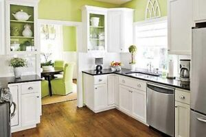 We are selling Brand New 13 Pieces Kitchen Cabinet