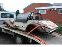 wanted kitcar or classic car project wanted