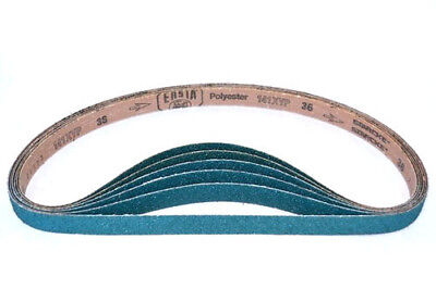 1 X 30 Inch Sanding Belts Zirconia Cloth Sander Belts 12 Pack 80 Grit
