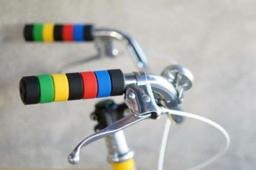 A splash of colour can breathe life into your bike