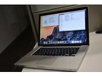 Macbook Pro 15 Core I7, 500 Dd