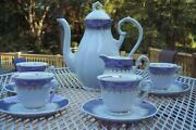 Blue China Set