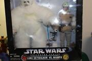 Luke Skywalker vs Wampa