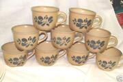 Pfaltzgraff Folk Art Cups