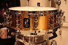 SONOR Brass Snare Drums